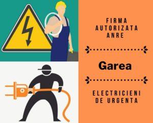 Garea - Electricieni de urgenta